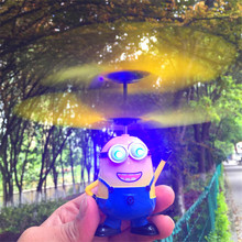 Newest Funny Toys Induction Aircraft Toy LED lights Children Gift RC Helicopter Boy The best children's birthday present toys rc(China)