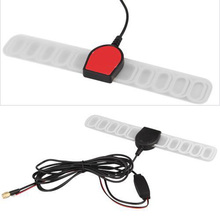 Good Sale Selling Digital DVB-T Car Auto TV FM Radio Antenna Aerial Amp Amplifier Booster