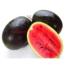 30 pcs melon seeds black watermelon seeds fruit Plant Variety Fresh sweet&juice very tasty bonsai Food for home garden