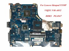 Hot Sale And High Quality Product Compatible For Lenovo Ideapad Y510P Laptop Motherboard VIQY1 NM-A032 DDR3 100% Tested