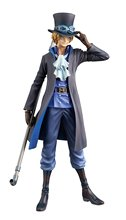 "Retail / wholesale New Banpresto The Grandline Men Volume 21 Anime Comic One Piece Sabo DXF 6.5"" Action Figure Toys"