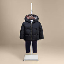 Boys Jacket Winter Hooded Black Duck Down Jacket Kids High Quality Girls Coats And Jackets Winter Casual Boys Outerwear Spring