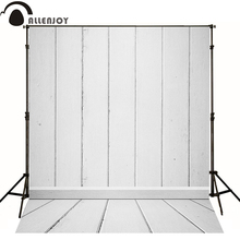 AllEnjoy photography backdrop Ash wooden floor mosaic wall kids vinyl photocall photographic studio new design cute interesting(China)