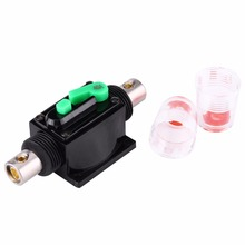 Auto 40 Amp Waterproof Manual Reset Circuit Breaker Switch Car Boat Fuse Holder