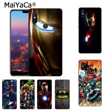 MaiYaCa Deadpooliron Man Marvel Avengers KingKong Star Wars phone case xiaomi mi 8 se 6 note2 note3 redmi 5 plus note5 Cover