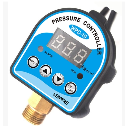 G1/2 220V  Electronic Pressure Control Switch WPC-10 Automatic Digital  Pressure Controller For Water Pump <br>