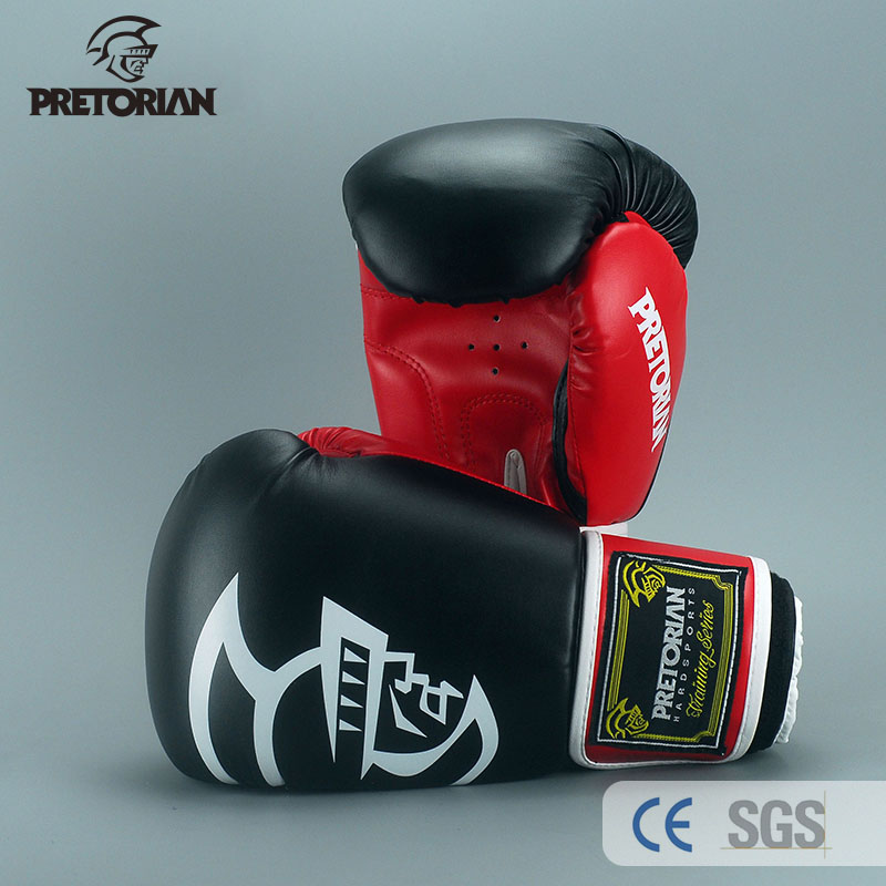 10OZ 12OZ 14OZ 16OZ Brand PRETORIAN Muay Thai Twins Boxing Punching Gloves TKD MMA Men Fighting Boxing Gloves PU Kick Gloves<br>