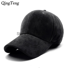Suede Baseball Caps Leisure Brand Polo Caps Mens Snapback Hats Fashion Adjustable Suede Cap Women Outdoor Sports Golf Hats
