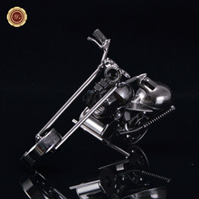 WR Lovely Metal Model Motorcycles Iron Motorbike Models Toy Boys Gifts Kids Toys New Year Christmas Gifts