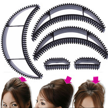 women Hair Clip functional magic hair comb modelling comb big happie hair bumpits up hair styling device beauty accessories clip