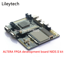ALTERA FPGA EP2C8Q208C8 development board NIOS II kit included core board mainboard 12864 onboard lcd panel USB Download cable