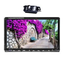 2din 7inch universal Car Radio Double 2 din Car DVD Player GPS Navigation In dash Car PC Stereo video Free Map Car Electronics(China)