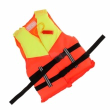 for child 2017 Kids Life Jacket life Vest Child PFD 5-10 Years Old Boy Girl Swiming Life Safety Water Sports swimwear aid vest(China)