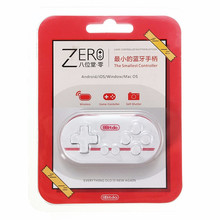 8Bitdo Zero Wireless Bluetooth Mini Smallest Controller GamePad Joystick Remote Control Shutter For Android for iOS Windows PC