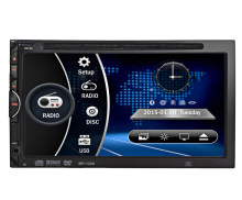 Universal 2 Din Car Auto Radio DVD Player Bluetooth V3.0 7inch In-dash Stereo Video 2 din DVD/USB/SD/MP4 Player FM/AM Radio