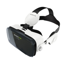 Z4 virtual reality glasses glasses mirror the 4 generation 3D mobile phone headset smart game helmet