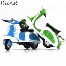 HIINST Ms Motorcycle Racing Bicycle Shop Truck Toy Car Carrier Vehicle Garbage Truck MallToy Aug14 Drop Shipping