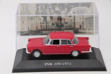 Altaya 1:43 Scale Alfa Romeo FNM 2150 1971 Diecast Models Toys Car Hobbies Collection IXO(China)