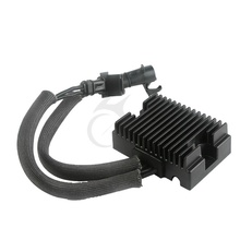 Motorcycle Aluminum Voltage Regulator Rectifier For Harley Sportster XL Models 2009-2013 74711-08 XL 883 1200(China)