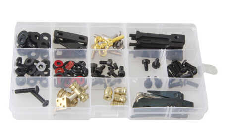 New Pro DIY Parts Accessories Kit for Tattoo Machine Gun Rebuild & Maintain Tattoo & Body Art