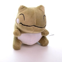 Cartoon Plush Pokemon Avatars pokemon Frog Toys Digimon Game Characters Plush Pokemon Collection Boys Dolls Toys 6'' New