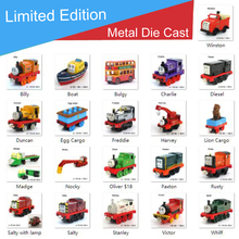 Thomas and friends metal trains set die cast magnetic model the tank engine trackmaster classice toys Rare Limited Edition(China)
