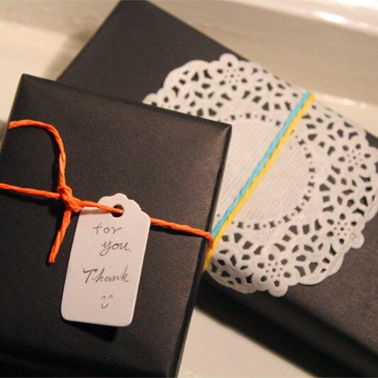 Обёрточная бумага для подарков черная 22