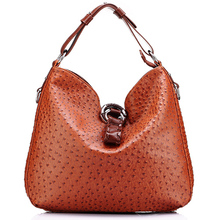 Katrina's Bag Tote Bag 2016 Women Vintage Bag Dot Pattern High Quality PU Women Shoulder Bag Ladies Solid Handbag