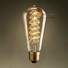 LightInBox Fashional Incandescent Edison Bulb E27/60W/220V,Vintage Edison light Bulb Special Wholesale Promotion Bulbs(China)