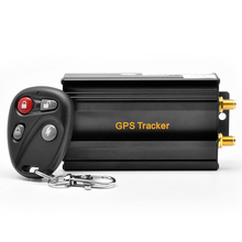 TK103B+ Real time GPS/GSM/GPRS Car vehicle support Lock and unlock door/Dual simcard/Fuel sensor