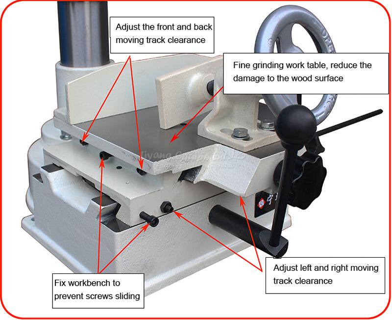 woodworking tenoning machine (5)