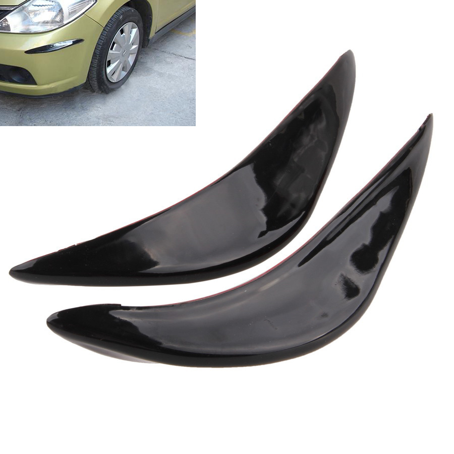 -94% OFF Universal Car Accessories Front Rear Body Bumper Protector Anti-scratch Bumper Strip Car-styling Fit VW BMW Ford(China (Mainland))