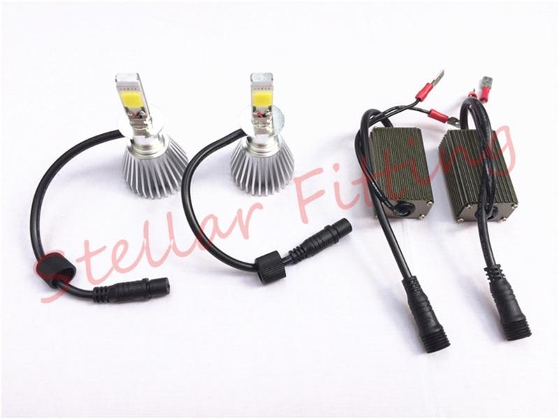 Shops havet H3 40W8000K LED Car headlights Fog lamps   Shops havet  H1,H7,H8,H9,H10,(HB3,HB4)9005,9006LED lighting<br><br>Aliexpress