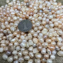 Wholesale Natural Fresh Water Pearl Crystal Stone Rock Mineral Specimen Planting Aquarium Fish Tank Decor Stone Crafts
