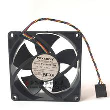 New FOXCONN 8020 12V 0.36A 4-wire PVA080F12H -P02-AE 80 * 80 * 20MM 4-wire cooling fan(China)