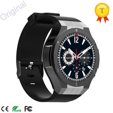The best smart watch phone gift for friend birthday with camera wifi sync music parameter support heart rate monitoring(China)