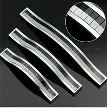 96mm Crystal handle and knobs /crystal drawer pull /furniture hardware handle / door pull ( C.C.96mm Length 110mm)(China)