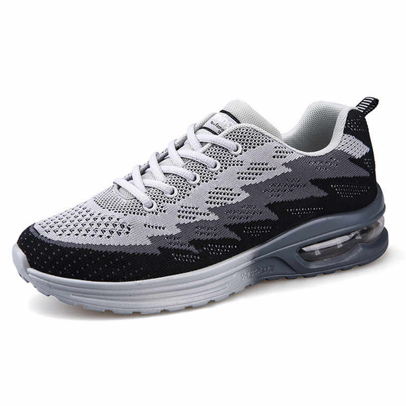 2017 Free Men Women Air Running Shoes Men Sport Sneaker Breathable Mesh Athletic Outdoor Cushioning Run Fitness Male Shoes<br>
