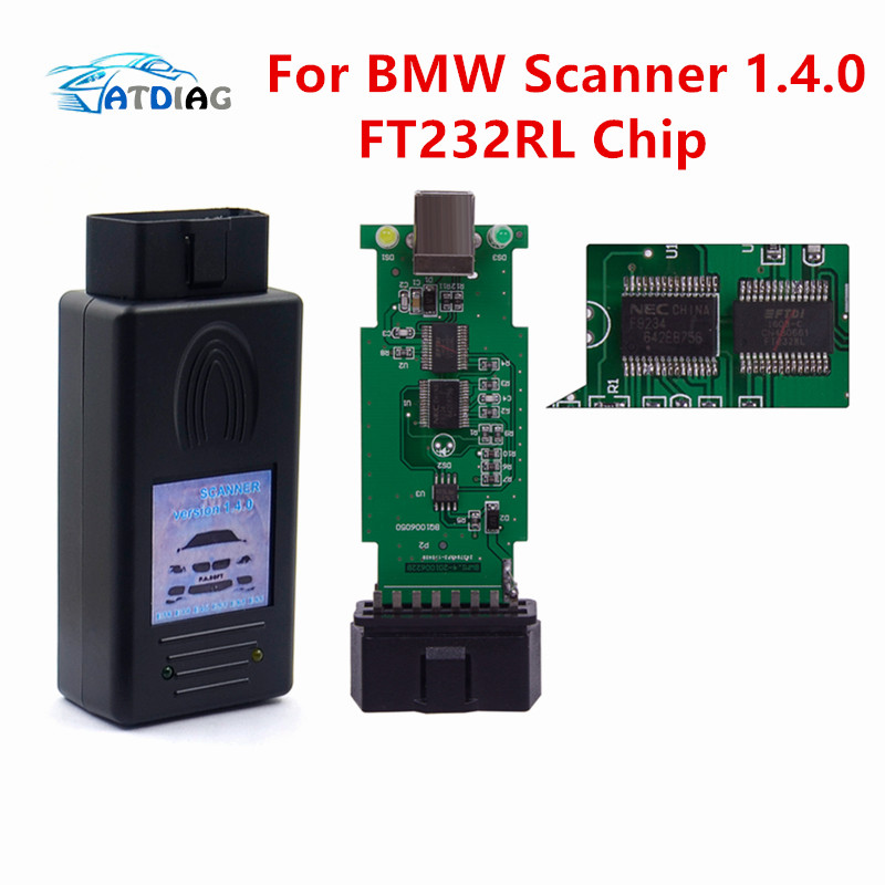 Code-Reader Diagnostic-Tool Bmw Scanner Top-Quality Bmw Obd2 for OLD Unlock-Version title=