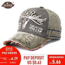 Punk Baseball Caps Motorbike Dad Hat Embroidery Washed Snapback Hat Motorcycle Helmet Caps Moto Biker Riding Caps Unisex