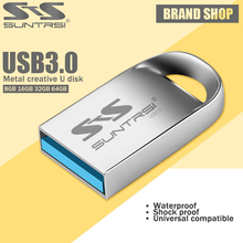Suntrsi USB 3.0 Pen drive 64GB Waterproof USB Flash Drive 32GB High Speed Pendrive USB Stick High Speed Mini Metal USB Flash