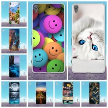 Case For Sony Xperia XA F3111 Cover 3D Painting Fundas For Sony XA Case Soft TPU Coque For Sony F3111 F3112 5.0inch Phone Cases(China)