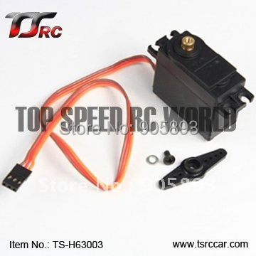 Free shipping!!!RC servo 15kg metal gear for rc car(TS-63003)<br><br>Aliexpress