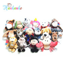 12pcs/Lot High Quality Nici Plush Toy Doll Small Pendant Keychain Mini Stuffed Animal 9cm