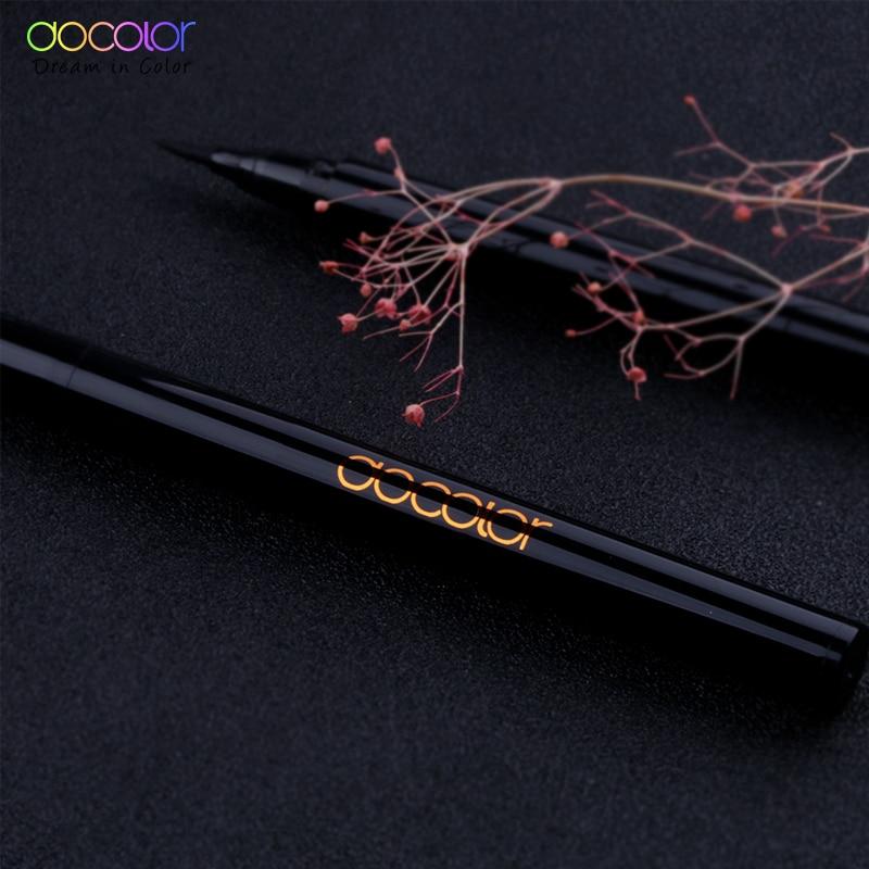 Docolor Waterproof Liquid Eyeliner 6