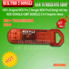 Gsmjustoncct 100% 2019 Original NCK Pro Dongle NCK Pro2 Dongl nck key NCK DONGLE + UMT DONGLE 2 in1 fast การจัดส่ง(China)