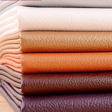 50x68cm Pu Synthetic Leather Material Leather Upholstery Fabric For Car Seat Tissu Simili Cuir Kunstleer Stof Tela Para Mueble(China)