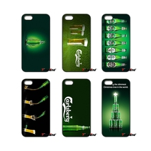 Love Carlsberg Beer Logo For iPod Touch iPhone 4 4S 5 5S 5C SE 6 6S 7 Plus Samung Galaxy A3 A5 J3 J5 J7 2016 2017 Case Cover