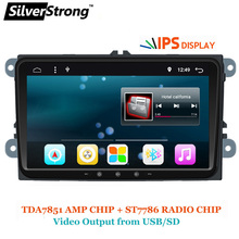 SilverStrong 9inch IPS Panel Jetta Android Radio Car Stereo Android For VW Golf6 MK5 Passat B6 B7 Polo GPS Android OS 901