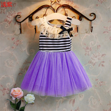 Summer Low Price Baby Girl Dress Princess Vetement Fille Casual Infantil Kids Clothes Tutu Wedding Toddler Children Clothing